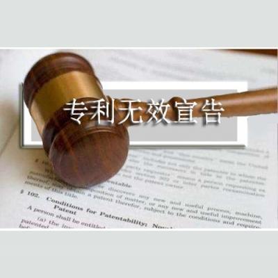 专利无效宣告请求和答辩